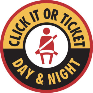We Partner With The Virginia Department Of Motor Vehicles Click It Or Ticket Campaign Each May Message Reminds Everyone To Wear