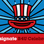 4th of July horizontal image for social media